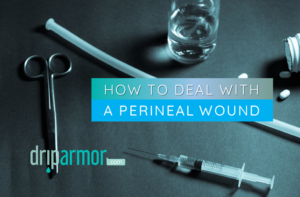 Dealing with a Perineal Wound