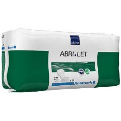 Abena Abri-Let Anatomic Adult Incontinence Booster Pad - 15 Inch