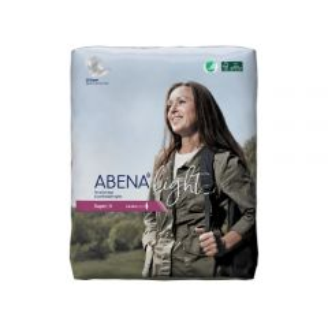 Abena - Light Super - 1000017160 - Bladder Control Pad