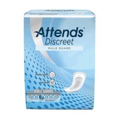 Attends Healthcare Products - ADMG20 - Incontinence Pads Attends Discreet Male Guard
