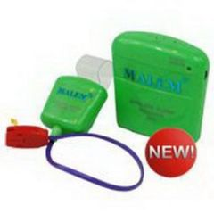 Bedwetting From: M012 To: M04SB - Malem Wireless Bedwetting Alarm System Wearable Enuresis