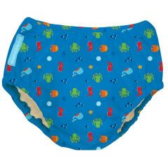 Charlie Banana From: 8870006 To: 8870008 - Reusable Swim Diaper Under the Sea