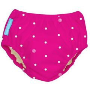 Charlie Banana From: 8870026 To: 8870028 - Reusable Swim Diaper Polka Dots