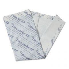 """Ultrasorbs Ap Underpads, 31"""" X 36"""", White, 10/pack"""