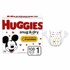 Kimberly Clark - From: 49856 To: 49857 - HUGGIES Snug and Dry Diapers