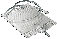 Coloplast - 5062 - Security Drainage Bag with Anti-Reflux Valve